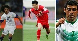 اوزیل آسیا شانس اول توپ طلای قاره کهن