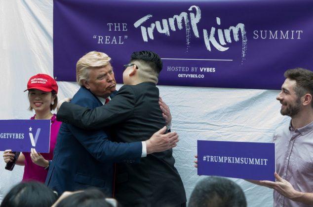 دیدار بدل ترامپ و کیم جونگ اون در سنگاپور!