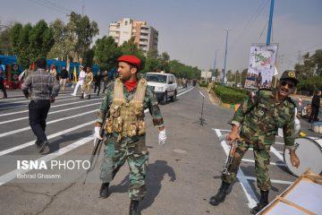 شهید شدن 25 نفر در حمله تروریستی اهواز/ مجروح شدن 60 نفر