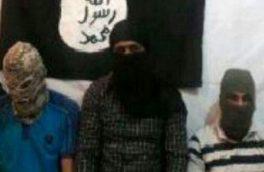 عکس سلفی 5 تروریست اهواز قبل از حمله / داعش برای اولین بار منتشر کرد