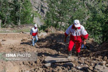 امدادرسانی در 22 شهرستان گرفتار سیل و آبگرفتگی/ نجات 709 نفر تاکنون