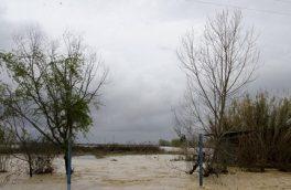 احتمال وقوع مجدد سیلاب در روستاهای بالادست نکا/ مردم و مسافران هوشیار باشند