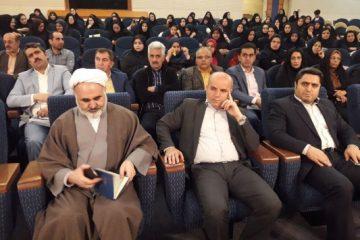 همایش بزرگداشت مقام شامخ معلم در شهرستان نور برگزار شد