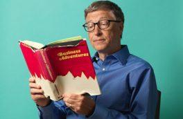 کتاب پیشنهادی بیل گیتس برای پیشرفت در زندگی