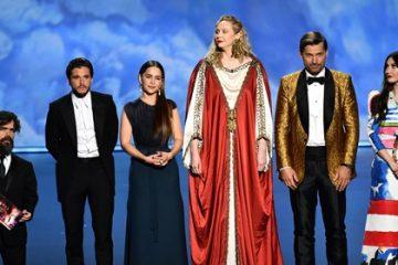 خوشاستایلترین ستارهها؛ سلبریتیها در جشنواره امی ۲۰۱۹