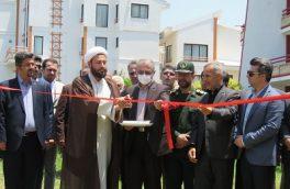 تصفیه خانه مجتمع بانک شهر ایزدشهر مورد بهره برداری قرار گرفت/ تصاویر