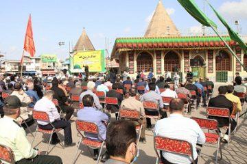 مردم ساری در محکومیت هتک حرمت پیامبر اسلام(ص) تجمع برگزار کردند