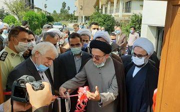 """ساختمان موقوفه """"بچه های آسمان"""" در نور افتتاح شد"""