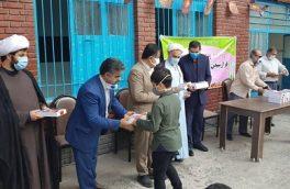 تداوم خدمترسانی سنت حسنه وقف به جامعه/اهدای ۴۷ تبلت دانشآموزی از محل موقوفات در بابل