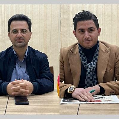 دو فعال رسانه ای محمودآباد داور جشنواره استانی ابوذر