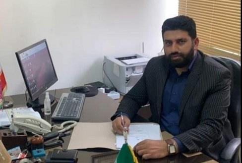 پیام قدردانی و تبریک شورای اسلامی و  دهیاری روستای سنگتاب به بخشدار چمستان